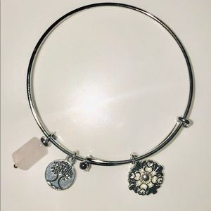 Jewelry - Expandable Charm Fashion Bracelet